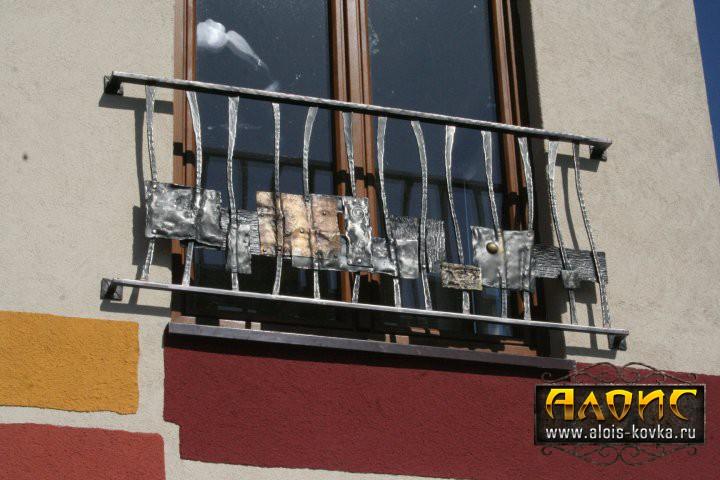 Купить кованые решетки на окна от мастерской ковки Алоис